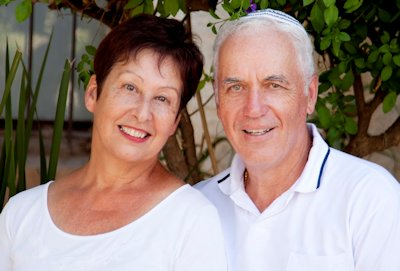 senior couple keratoconus austin tx